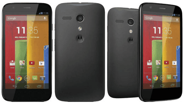 Motorola Moto G up for pre-order now at Mobicity