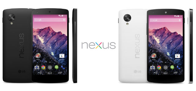 LG comments on Nexus 5 retail pricing