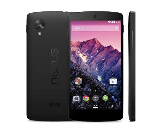 Good Deal: Nexus 5 16GB Black delivered for $359