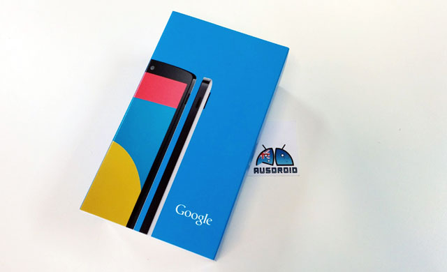 Telstra to begin selling the Nexus 5 starting November 26