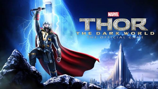 Gameloft release Thor: The Dark World movie tie-in game