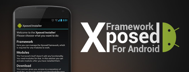 Android Xposed