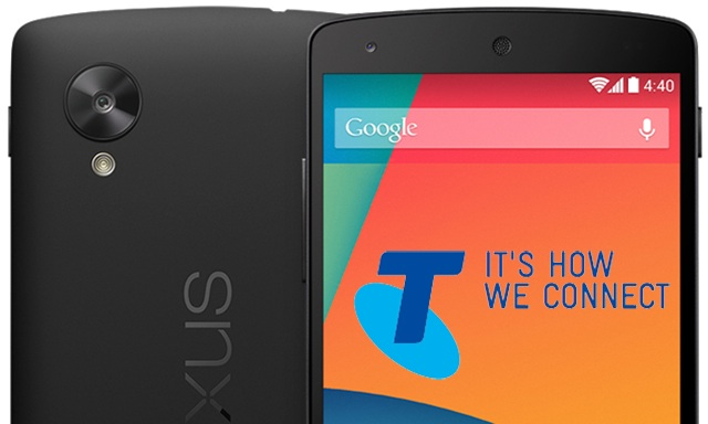 "Telstra says ""Maybe Google"" to selling the Nexus 5"