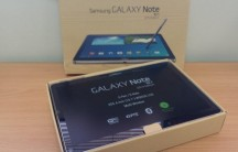 Galaxy Note 10.1 (2014) Unboxed