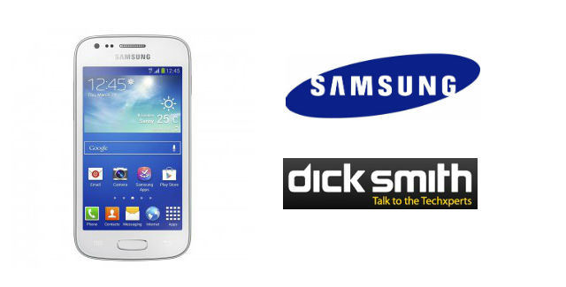 Samsung Galaxy Ace 3 now available at Dick Smith Electronics