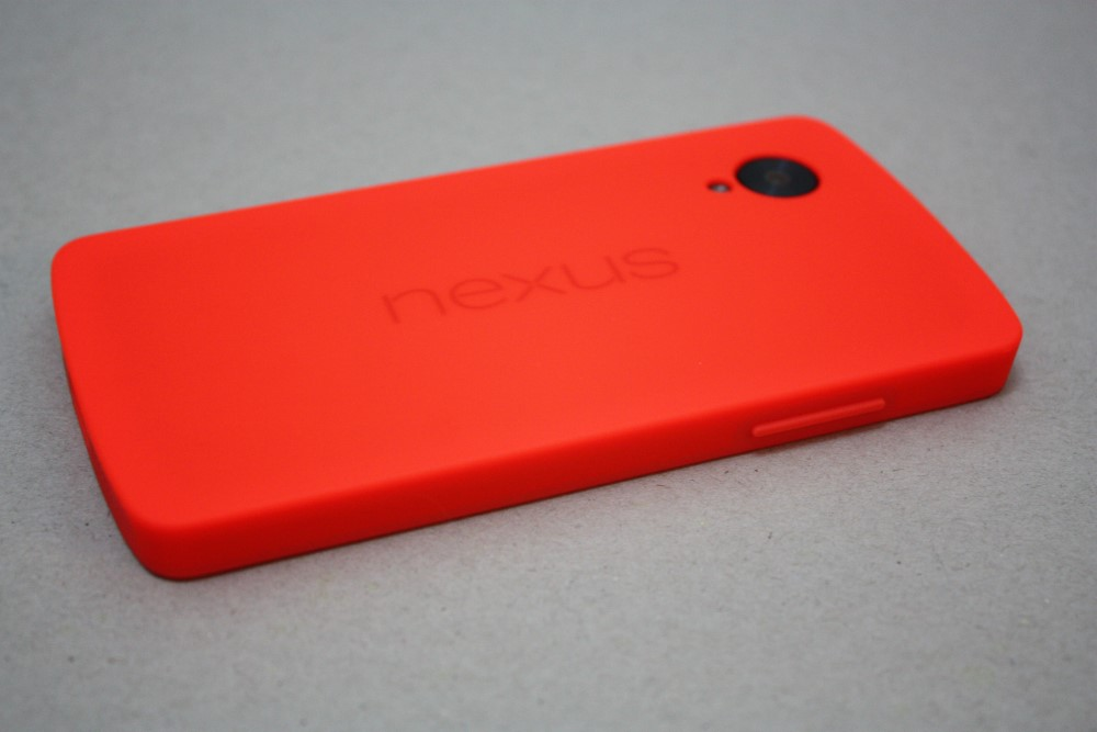 Nexus 5 Bumper Case: First Impressions