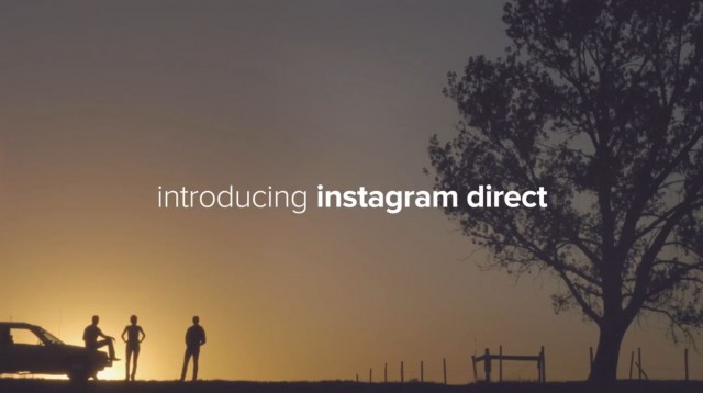 Introducing Instagram Direct