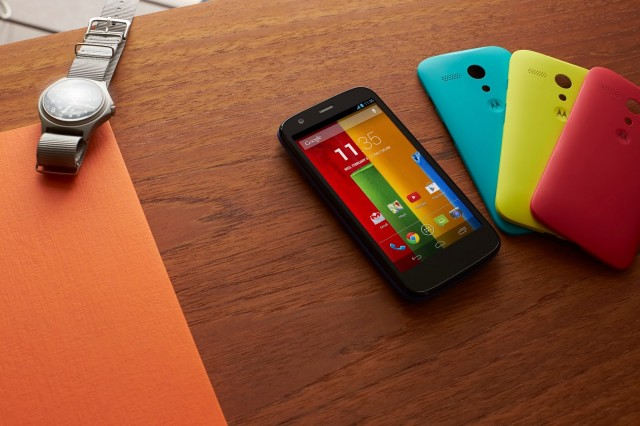 Motorola adds the Moto G to their Australian Website – launch imminent?