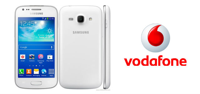 Vodafone adds the Samsung Galaxy Ace 3 to their Pre-Paid lineup