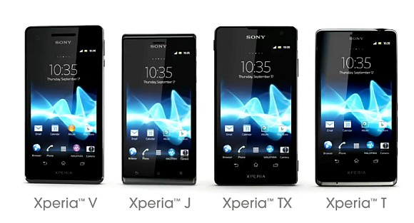 Sony preparing Android 4.3 Jelly Bean update for Xperia T, TX, V and SP