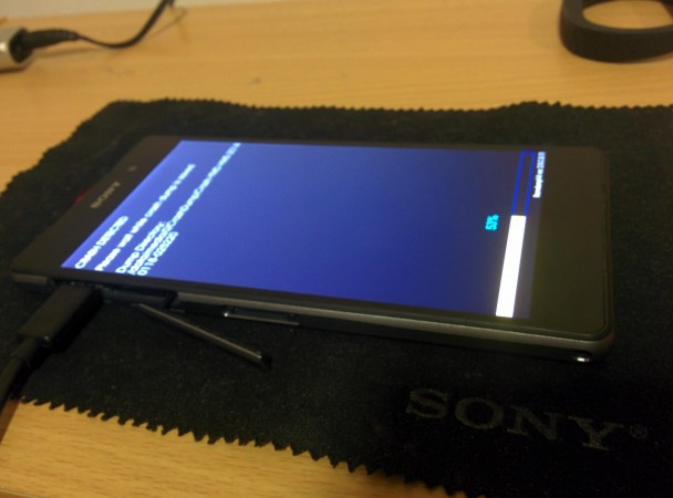 Sony D6503 prototype surfaces – possibly the 'Sirius' handset update of the Z1