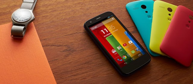 Motorola brings LTE to the Moto G