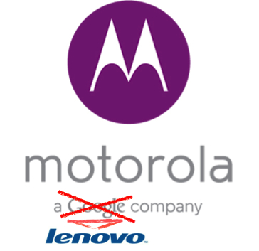 Lenovo buys Motorola Mobility from Google for US$2.91 billion
