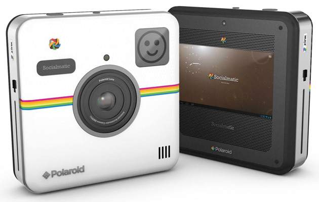 Polaroid Australia confirms that Socialmatic will be heading down under later this year