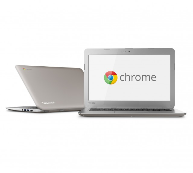 Toshiba Chromebook now available in Australia for $399