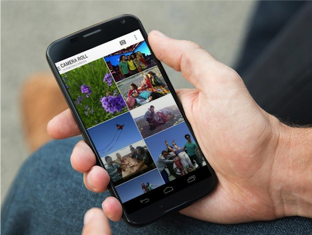 Motorola updates Gallery app; fresh new design inbound