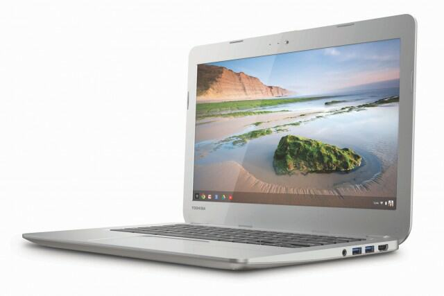 CES 2014 — Toshiba announces their first Chromebook