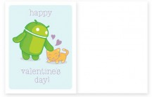 Android Foundry Valentines Day Card 3