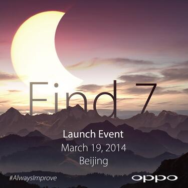 Find 7 Launch