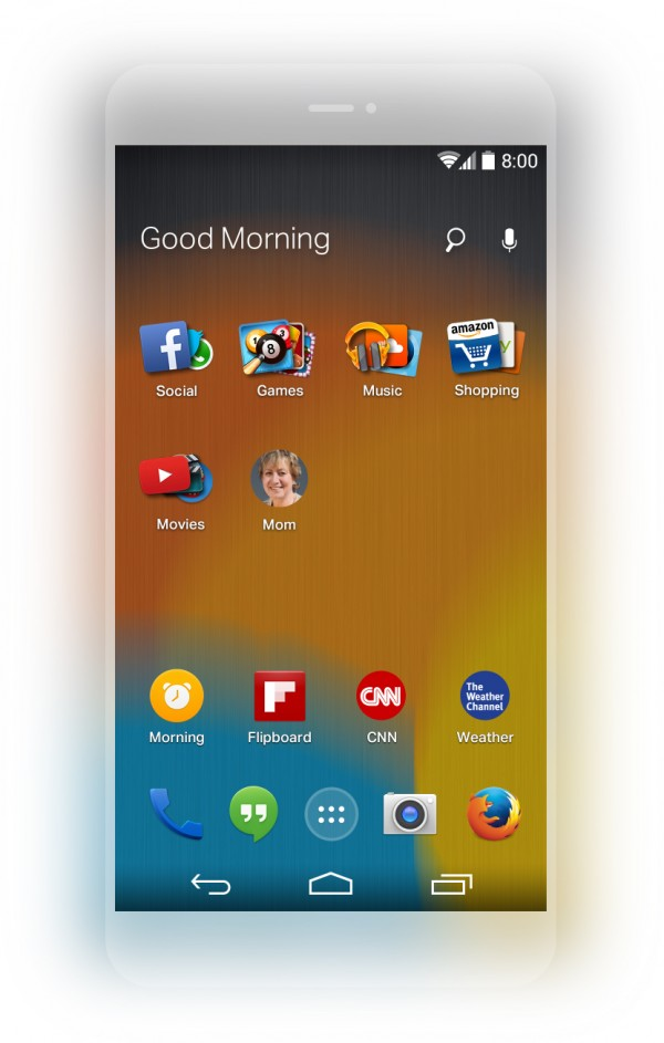 Mozilla gives a preview of Firefox Launcher for Android