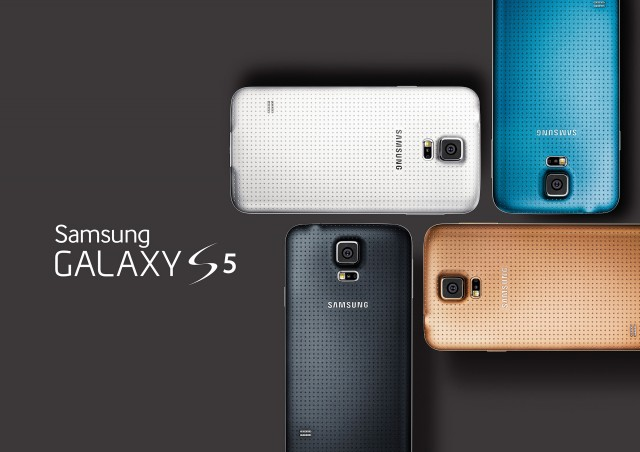 Android Lollipop to begin hitting Samsung Galaxy S5 later this year.