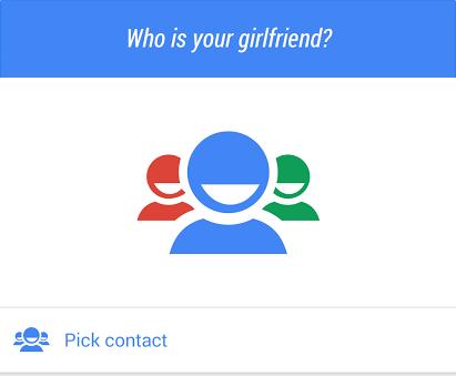 Google Relationships