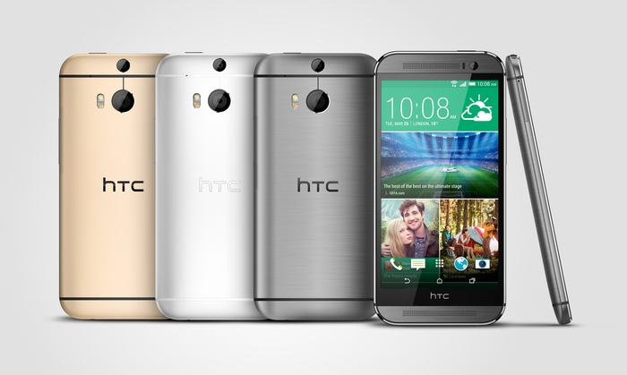 HTC announce the One (M8), launching in April on all 3 major carriers