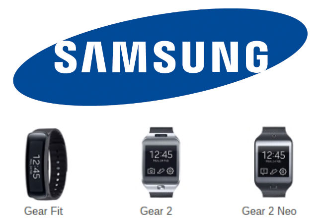 Samsung Gear 2, Gear 2 Neo and Gear Fit Australian pricing leaked