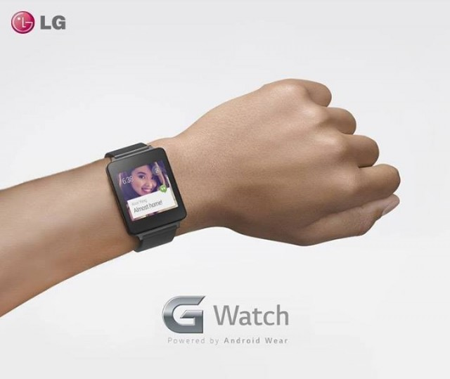 LG G Watch shows up on Facebook – it's a rectangle