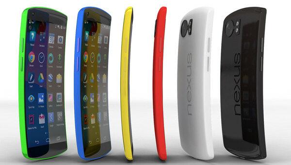 Nexus 6 Concept from Gizmodo.de