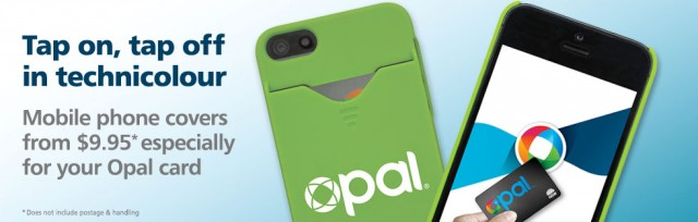 Attention Sydneysiders – You can now purchase Opal Card covers for certain Samsung and iOS devices