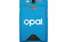 Blue Galaxy S3 Opal Cover