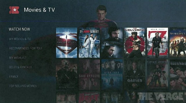 Rumour: Android TV is coming, and it looks delightfully simple
