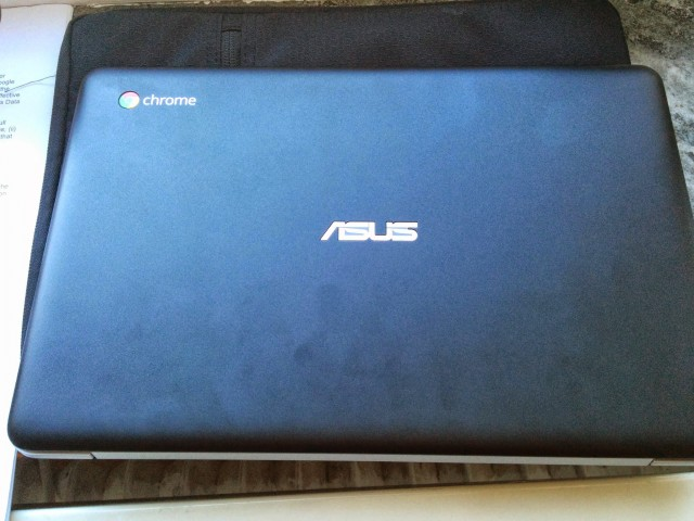Asus C200 Chromebook leaks on Google+