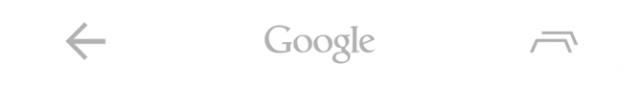 Back - Google - Recents