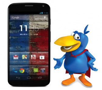 Moto X available on Post-Paid plans with Dodo Mobile – Outright $525