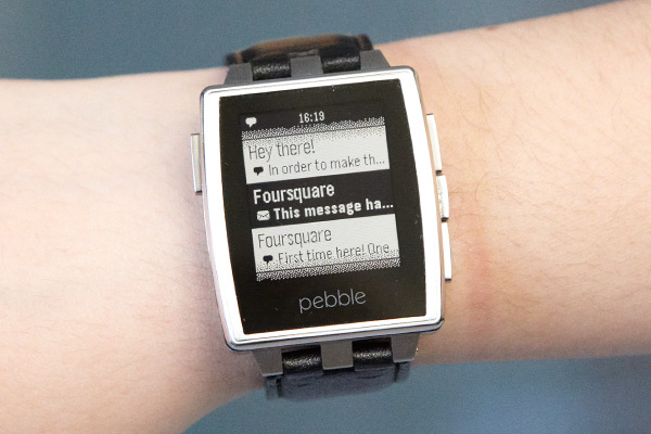 Pebble Steel — Smartwatch Review