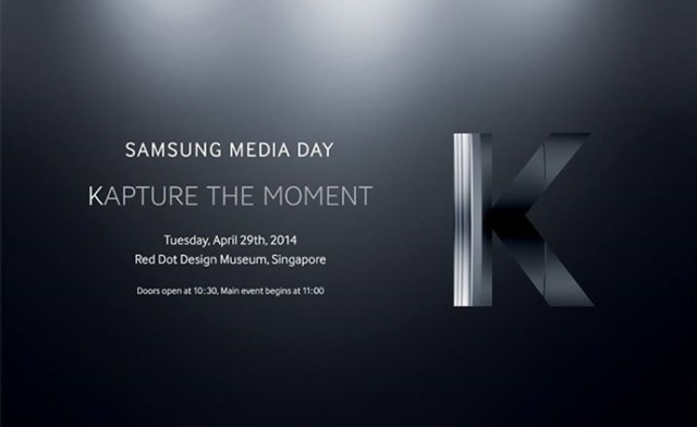 Samsung to announce a new Galaxy S5 Zoom in Singapore on April 29th