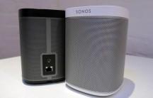 Sonos Play:1 speakers