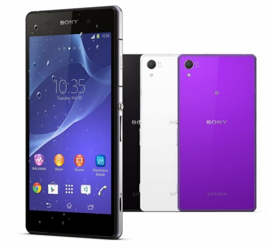 Sony Xperia Z2 arrives on Optus, coming to Vodafone
