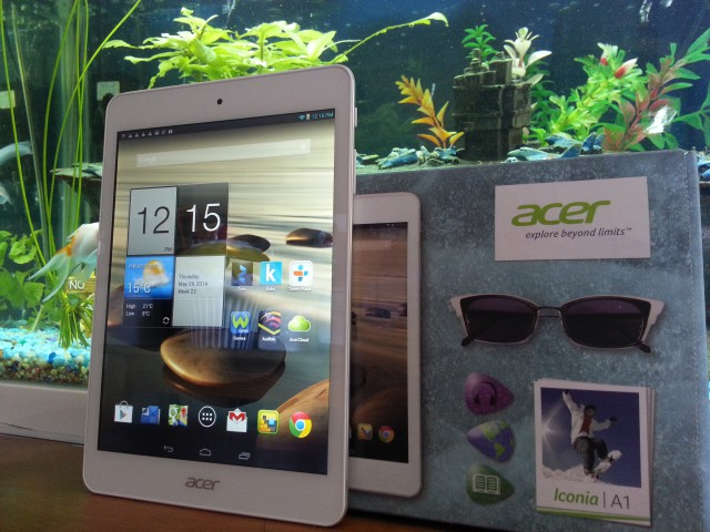Acer Iconia A1 Tablet – Review
