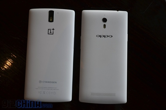 Turn an Oppo Find 7a into a OnePlus One … sort of