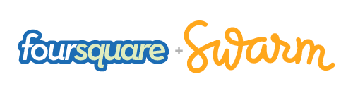 Foursquare + Swarm logo