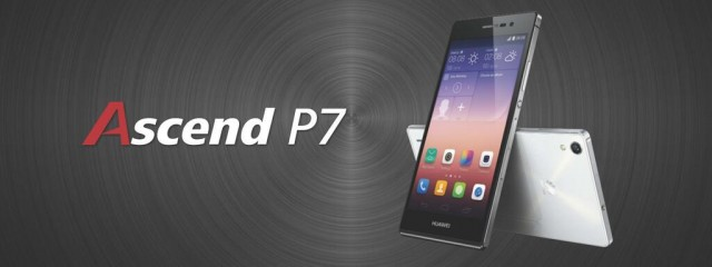 Huawei announce the Ascend P7 a 4G LTE phone for everyone