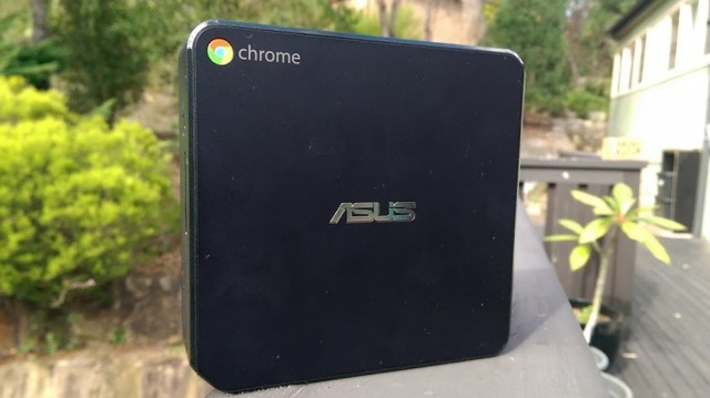 ASUS Chromebox — Review