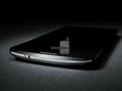 LG G3 Pres Render - Black Flat