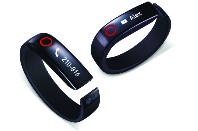 LG announces the Lifeband Touch will be available in Australia this month