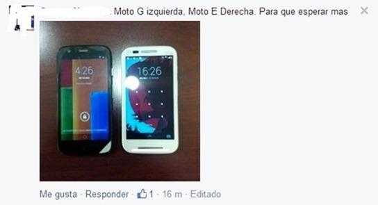 Moto G + Moto E