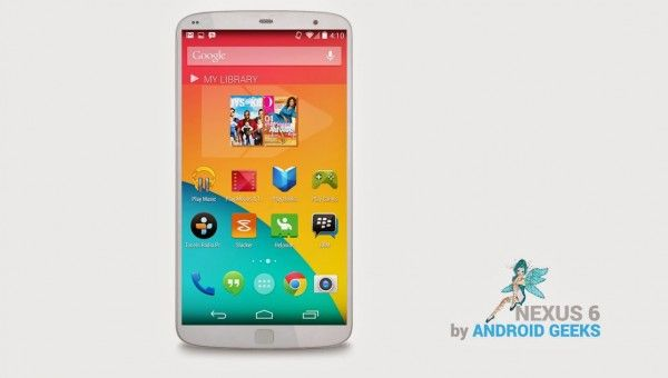Google's Nexus 6 could be based on LG's G3