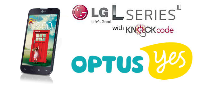 LG announces the LG L70 launching exclusively on Optus